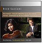 Budapest Philharmonic Orchestra Beethoven: Violin Concerto & Haydn: Symphony No. 44