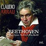 Claudio Arrau Beethoven: Piano Sonata No. 31 in A-flat major, Op. 110