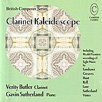 Gavin Sutherland Clarinet Kaleidoscope