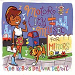The Re-Bops Motor City Music For Minors