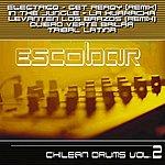 Escobar Chilean Drums 2