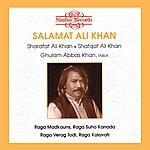 Shafqat Ali Khan Ragas Madkauns, Suha Kanada, Verag Todi, Kalavati