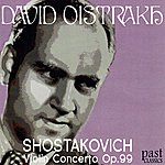 David Oistrakh Violin Concerto Op. 99