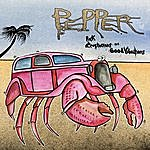 Pepper Pink Crustaceans and  Good Vibrations