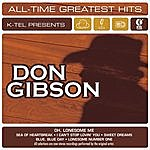 Don Gibson Don Gibson: All-Time Greatest Hits