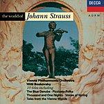 Anton Karas Strauss, J.II: The World Of Johann Strauss