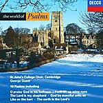 Choir Of St. John's College, Cambridge The World Of Psalms