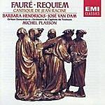 José Van Dam Requiem/Cantique De Jean Racine