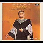 Nicolai Ghiaurov Nicolai Ghiaurov: Great Scenes From Verdi Operas