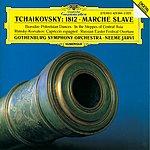"Gothenburg Symphony Orchestra Tchaikovsky: Overture ""1812"" & Marche Slave/Borodin: In The Steppes & Polovtsian Dances/Rimsky-Korsakov: Russian Easter & Capriccio"
