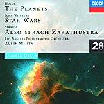 Zubin Mehta Holst:The Planets/Williams: Star Wars Suite/Strauss: Also Sprach Zarathustra