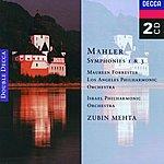 Maureen Forrester Mahler: Symphonies Nos. 1 & 3
