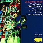 Tamás Vásáry Rachmaninov: Complete Piano Concertos