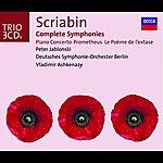 Peter Jablonski Scriabin: Complete Symphonies/Piano Concerto, etc.