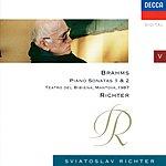 Sviatoslav Richter Brahms: Piano Sonatas Nos.1 & 2