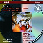 Alan Civil Mozart: The Horn Concertos; Oboe Concerto