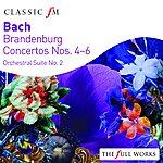 Trevor Pinnock Bach: Brandenburg Concertos 4-6