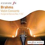 Joshua Bell Brahms Violin Concerto: Hungarian Dances Nos.1 - 10