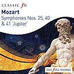 Neville Marriner Mozart: Symphony No.40, 41 & 25