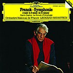 Leonard Bernstein Franck: Symphony in D Minor/Saint-Saens: Le Rouet d'Omphale
