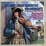 Simon Standage Violin Concertos BWV 1041 & 1042/Double Concerto BWV 1043