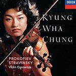 André Previn Prokofiev: Violin Concertos Nos.1 & 2 / Stravinsky: Violin Concerto