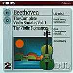 Henryk Szeryng The Complete Violin Sonatas, Vol.1/The Violin Romances