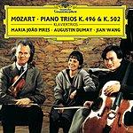 Maria João Pires Piano Trio in B Flat Major K.502/Pianotrio In G Major, K. 496/Divertimento In B Flat Major, K. 254