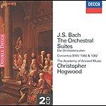 Christophe Rousset Bach: Orchestral Suites 1-4/2 Concerti