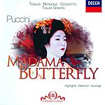 Renata Tebaldi Madama Butterfly: Highlights