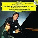Maria João Pires Mozart: Piano Concertos Nos.17 & 21
