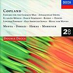 Zubin Mehta Copland: Appalachian Spring; Lincoln Portrait; Fanfare; Rodeo, etc.