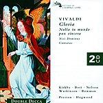 Emma Kirkby Vivaldi: Gloria/Nisi Dominus/4 Cantatas etc.