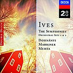 Los Angeles Philharmonic Orchestra Ives: Symphonies Nos 1-4; Orchestral Sets Nos.1-2