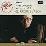 Sir Clifford Curzon Piano Concertos Nos.20, 23, 24, 26, & 27