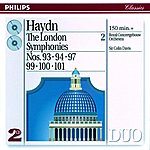 Royal Concertgebouw Orchestra Haydn: The London Symphonies - Nos. 93, 94, 97 & 99 - 101