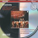 Royal Concertgebouw Orchestra Stravinsky: Petrushka; The Firebird; The Rite Of Spring; Orpheus