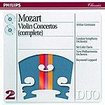 Arthur Grumiaux Mozart: Violin Concertos Nos. 1/5 Etc.