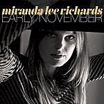 Miranda Lee Richards Early November EP