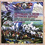 Simon Preston Handel: Dettingen Te Deum/Dettingen Anthem