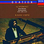 Radu Lupu Piano Sonatas in A major, A minor, & E major