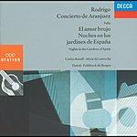 Carlos Bonell Rodrigo: Concierto De Aranjuez/Falla: Nights In The Gardens Of Spain