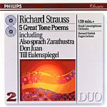 Royal Concertgebouw Orchestra Strauss, R.: Five Great Tone Poems