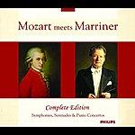 Neville Marriner Mozart Meets Marriner