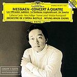 Myung-Whun Chung Messiaen: Concert à Quatre/Les Offrandes Oubliées/Le Tombeau Resplendissant/Un Sourire