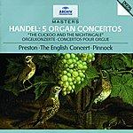 Simon Preston Handel: 5 Organ Concertos HWV 290, 295, 308, 309, 310