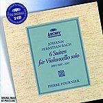 Pierre Fournier Six Cello Suites: BWV 1007, 1008, 1009, 1010, 1011 & 1012