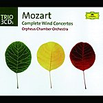 Orpheus Chamber Orchestra Mozart: Complete Wind Concertos