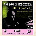Nikita Magaloff Chopin: Recital