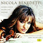 Nicola Benedetti Mendelssohn Violin Concerto